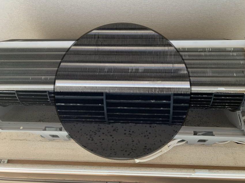 引っ越し、入居先のエアコン清掃