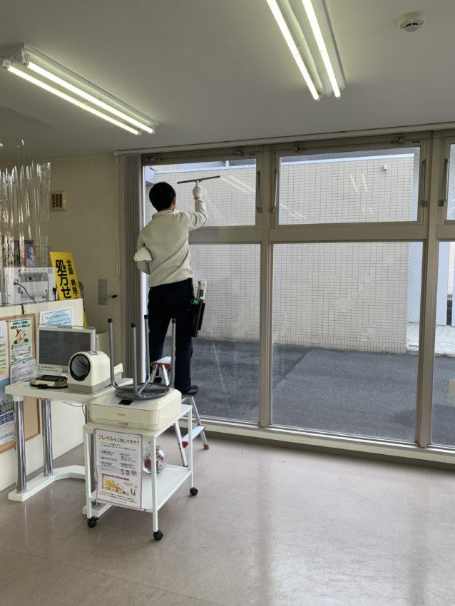 店舗清掃 大阪