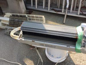 香芝市 エアコン清掃